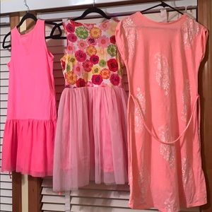 H&M Dresses - Girl's Dresses Size 14. Lot of 5 Dresses.